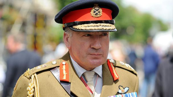 General Sir Richard Dannatt says Britain has an obligation to the Afghan interpreters who served with the army