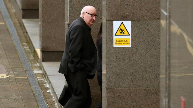 Harry Clarke was driving a bin lorry when it veered out of control last December in Glasgow, killing six people