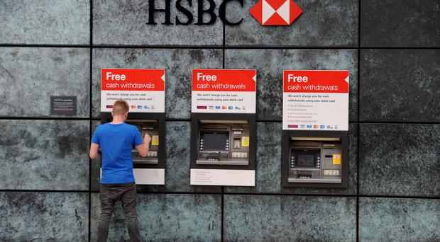 Customers of HSBC did not receive payments into their accounts because of problems with the Bacs system