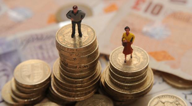 New data suggests women earn more than men in their 20s, but the roles are reversed thereafter