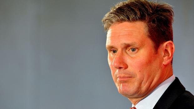 Sir Keir Starmer said the law needs to be changed