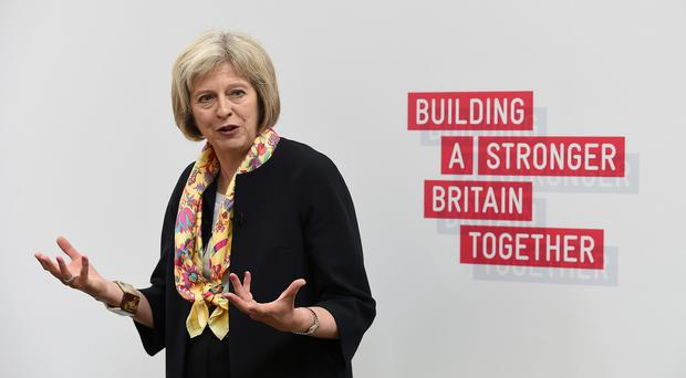 Theresa May is among ministers from nine countries gathering in Paris to formulate a co-ordinated response to the threat of an atrocity on Europe's rail networks