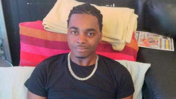 Dolton Powell who was killed during an incident at a party at a community centre