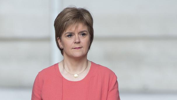Nicola Sturgeon said the programme will build on progress in public services, the economy and making Scotland fairer