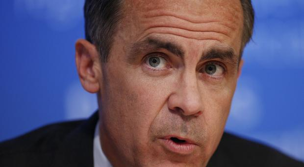 Bank of England Governor Mark Carney expects UK interest rates to rise next year