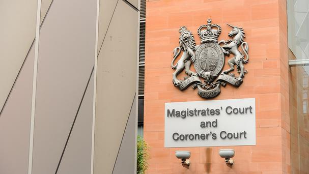 The man is due to appear before Manchester magistrates