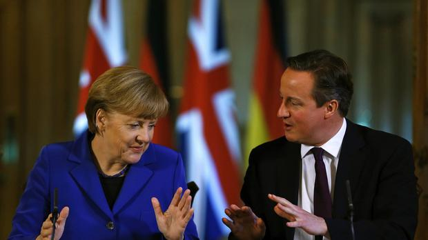 David Cameron and Angela Merkel's relationship could be harmed by the refugee crisis, the Prime Minister has been warned