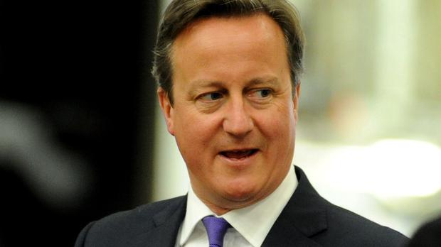 David Cameron who has reaffirmed the Government's commitment to opening 500 new free schools over the next five years