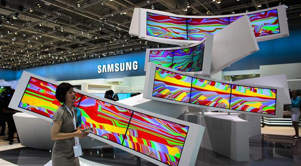 Consumer electronic fair IFA, in Berlin, will introduce products that are likely to appear high on wish lists by Christmas (AP)