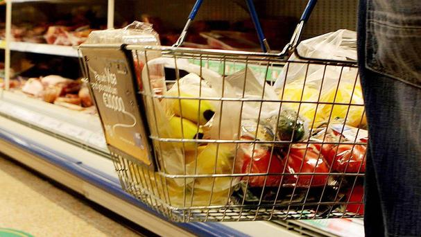 The average cost of everyday items has risen, according to new figures