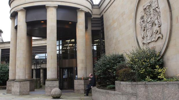Daniel Dreghorn has been jailed for four years at the High Court in Glasgow after admitting to stealing medical equipment from the NHS
