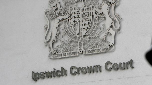 Anthony Riley has been found guilty at Ipswich Crown Court in connection with two attacks on his former girlfriend