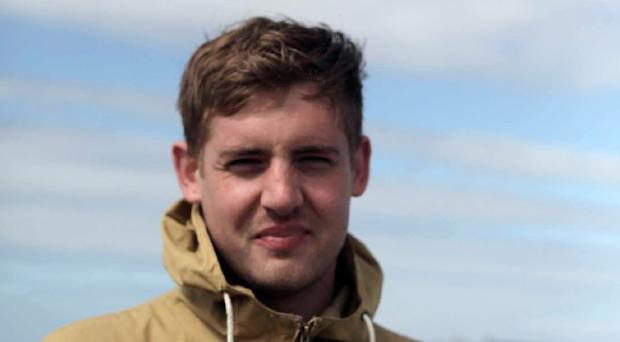 Vice News cameraman Philip Pendlebury who, along with correspondent Jake Hanrahan, could face months in prison
