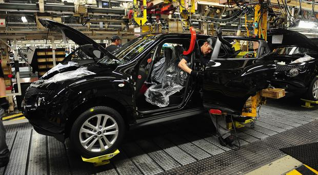 Nissan's Sunderland plant will build the new Juke, securing 34,000 jobs at the site and suppliers