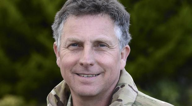The head of the British Army, General Sir Nick Carter, who is introducing a new code of conduct to ensure people are accepted 'in an inclusive way'