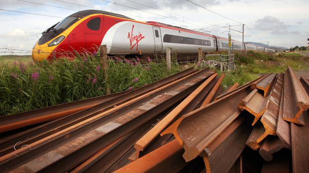 Virgin Trains said anyone delayed by more than 30 minutes can apply for compensation