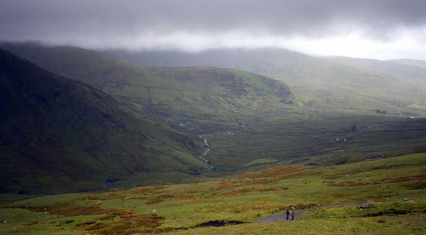The body of a hiker has been found in Snowdonia