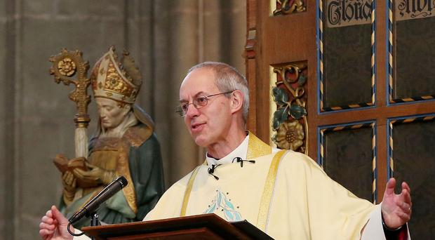 The Archbishop of Canterbury said he and other faith leaders had spoken out because they believe changing the law would have detrimental effects on society