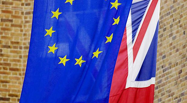 A majority of voters want Britain to leave the EU, a poll suggests