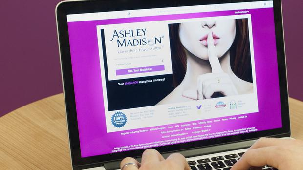 Parliamentary computers have been used to log onto crisis-hit adultery website Ashley Madison