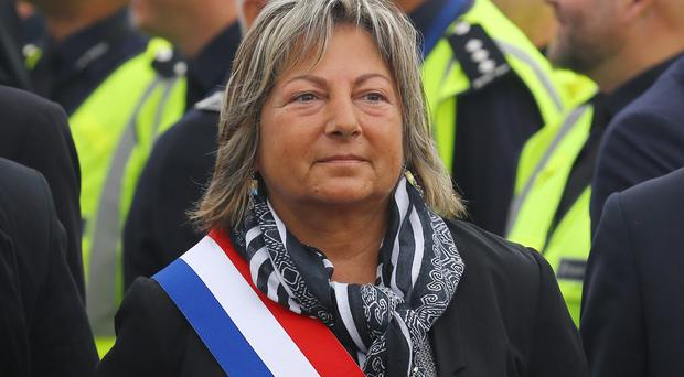 Mayor of Calais Natacha Bouchart says Britain is showing contempt for the people of the port