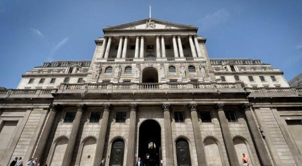 The Bank of England is set to keep interest rates on hold.