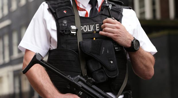 A record 299 terrorism suspects were arrested in the UK in the year to March