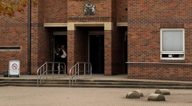 The driver is being sentenced at Norwich Crown Court