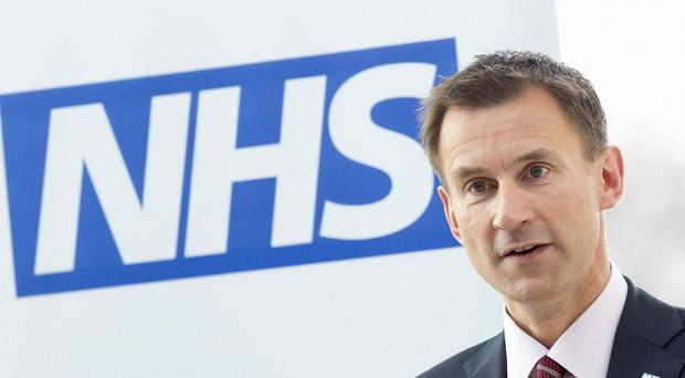 Health Secretary Jeremy Hunt has warned he is ready to impose a new contract if an agreement is not reached