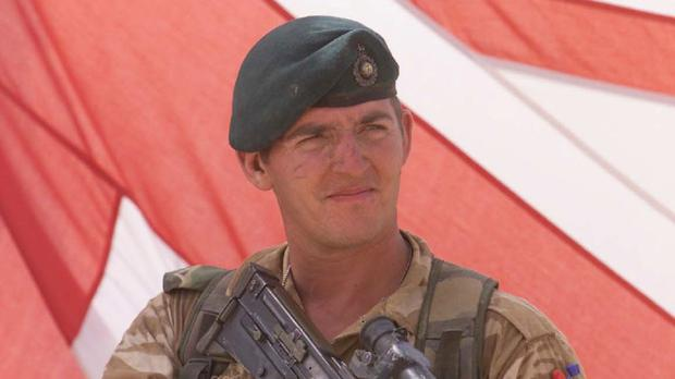Alexander Blackman, a Royal Marine found guilty of murdering an injured Afghan fighter, has claimed he has been made a