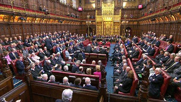 Auditors said one peer was recorded as attending the Lords on a sitting day - meaning they could have claimed £300 - despite having been abroad at the time.