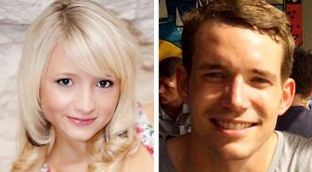 Hannah Witheridge and David Miller were found dead on the island of Koh Tao last September (PA/Foreign and Commonwealth Office)
