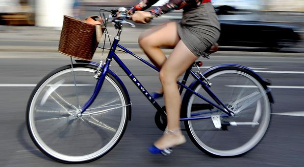 Cyclists in the North are spending longer in the saddle