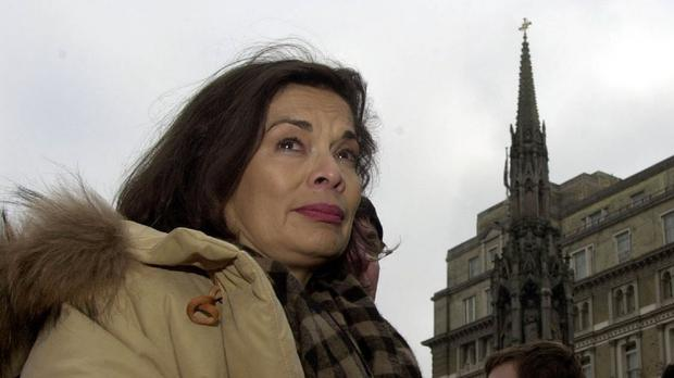 Bianca Jagger will join thousands of protesters expected on the march in central London