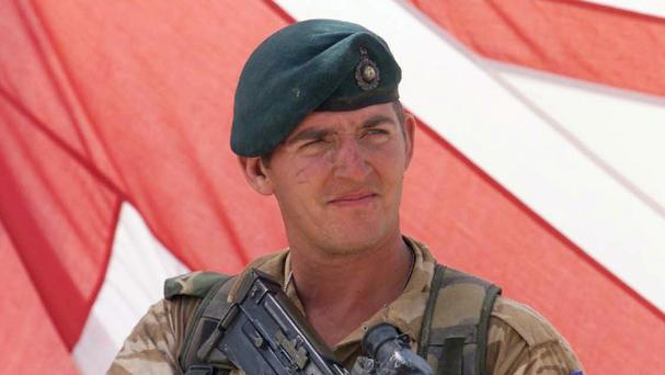 Sergeant Alexander Blackman was convicted at court martial of murdering an injured Afghan fighter in Helmand province in 2011