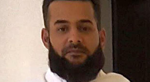 Bolton father-of-four Qasim Akram was killed in the Saudi crane crash hours after arriving in the city ahead of his first pilgrimage to Mecca (Facebook/PA)