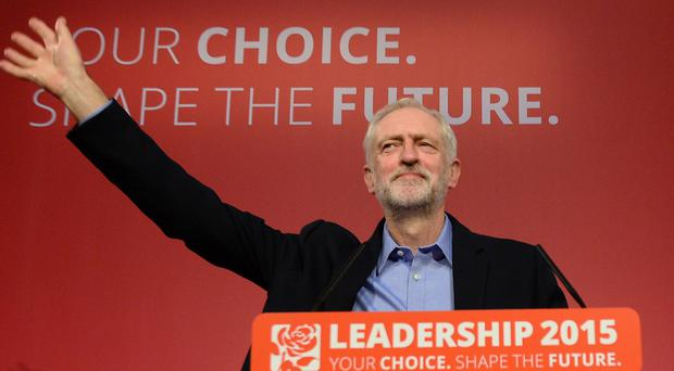 Jeremy Corbyn now faces a tough task to unite the party after his stunning victory