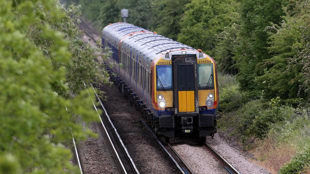 A total of 1.65 billion passenger train journeys were taken in the past 12 months, figures show