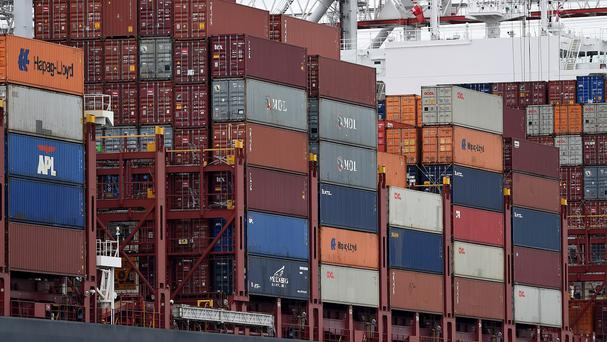 A report said exporters were increasingly nervous that economic turmoil in China would start to affect growth around the world, hitting their core markets