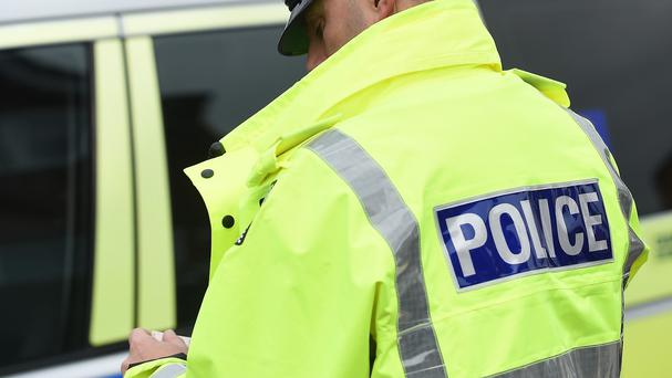 Police in Darlington arrested a woman on suspicion of allowing a dog to be dangerously out of control