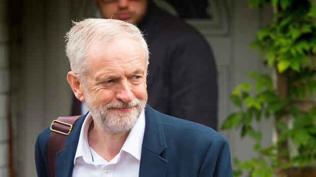 Labour leader Jeremy Corbyn is to address union activists and pledge to support their campaign against plans to crack down on strike ballots and union funding