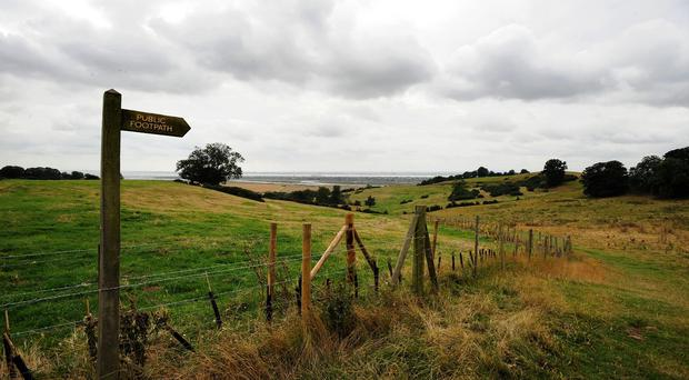 The number of crimes committed in the countryside may be much higher than had been thought, a new survey suggests