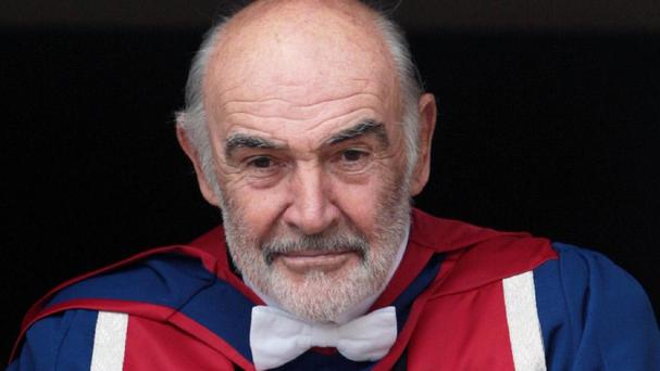 Sir Sean Connery has claimed that independence for Scotland is 'only a matter of time'