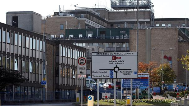 Addenbrooke's Hospital plans to save £39,000 a year by stopping patients having ice in their water jugs