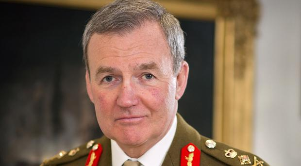 General Sir Nicholas Houghton said the military was experiencing ever greater constraints on its freedom to use force