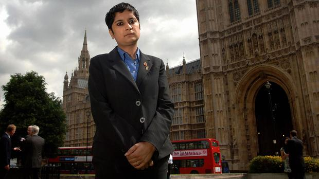 Liberty Director Shami Chakrabarti is accusing the Government of an attack on rights and freedoms
