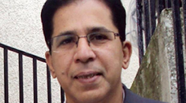 Dr Imran Farooq was murdered in Edgware, north London, on September 16 2010 (Metropolitan Police/PA)