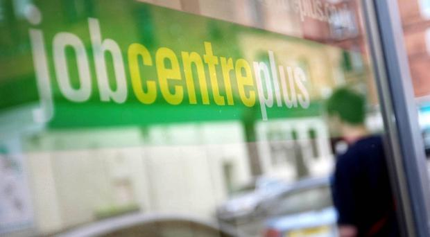 Figures from the Office for National Statistics show unemployment has risen for a third month in a row