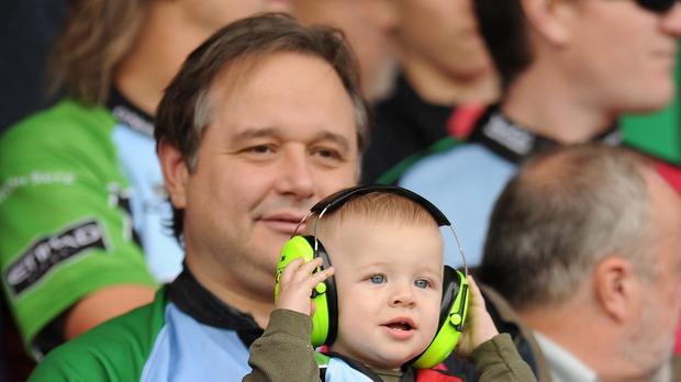 Parents who want to bring their babies to the Rugby World Cup will have to buy tickets for them, it has been announced