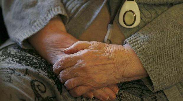 The Health and Social Care Information Centre found a fall in spending by councils